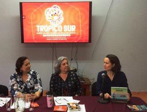 Tropico Sur Cecilia Sánchez Duarte Conferencia 2019