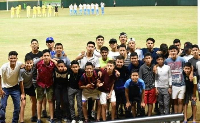 visorías en Mazatlán para los clubes de Primera División
