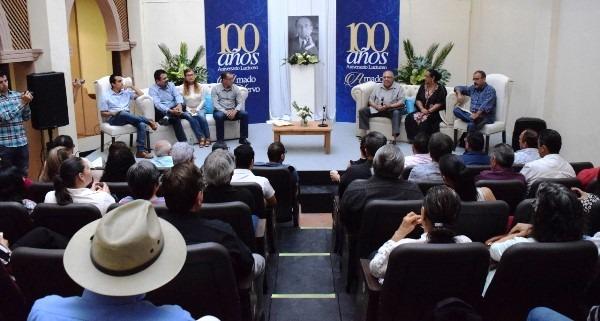 100 Años del Fallecimiento de Amado Nervo Homenaje Mazatlàn Casa Haas Cultura Mazatlán 2019