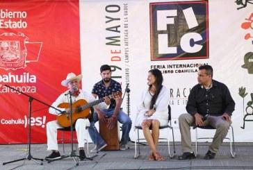 Feria Internacional del Libro de Coahuila