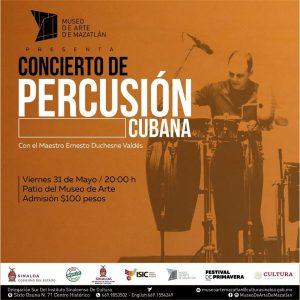 Concierto de Percusión