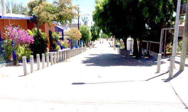 Altata Sinaloa México Mejor Urbana Adoquinado Vial 2019 4