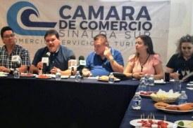 Llama Canaco Mazatlán al municipio a reforzar la seguridad