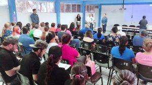 Cultura Turística Capacitación Pescadores Altata Sinaloa México 2019 2