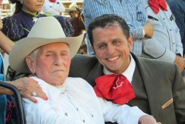 """Adiós don Manuel Rivera """"El Alazán"""""""