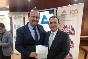 Guillermo Romero es presidente de la Comisión de Hoteles y Moteles de Concanaco