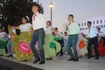 Festival cultural en honor al 434 aniversario de la fundación de la Villa de San Felipe