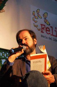 Juan Villoro y cómo Atropellar al Quijote Feliart Mazatlán 2019