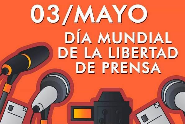 Libertad de Prensa 2019 San Ignacio Municipio Felicitación