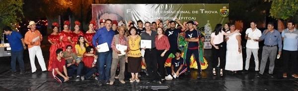 Primer Festival de Trova Campesina FITCA Cosalá Pueblo Mágico Sinaloa México Zona Trópico 2019