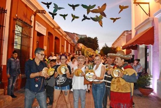 Cosalá cierra exitosamente su primer FITCA 2019