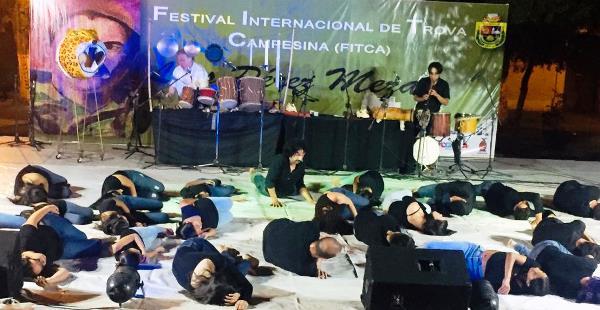 Primer Festival de Trova Campesina FITCA Cosalá Pueblo Mágico Sinaloa México Zona Trópico 2019 5