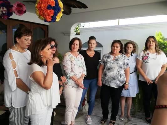 Protesta Colonos El DOrado Gaviotas Mazatlán Sinaloa México Zona Trópico 2019 4