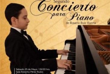 Concierto de Piano con Rosario Ruiz Huerta