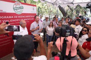 reencarpetado en Mazatlán
