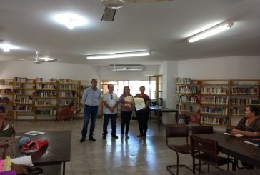 Instituto de Cultura, ISIC y CMA concluyen taller de cuentacuentos
