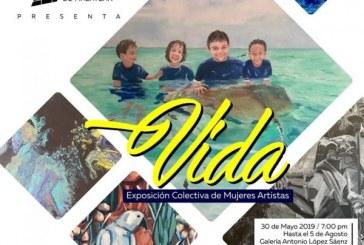 Exposición colectiva VIDA
