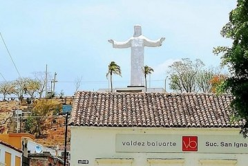 14 años del Cristo de la Mesa en San Ignacio de Loyola Pueblo Señorial