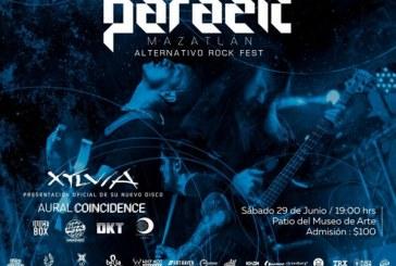 Alternativo Rock Fest a realizarse en el Museo de Arte de Mazatlán
