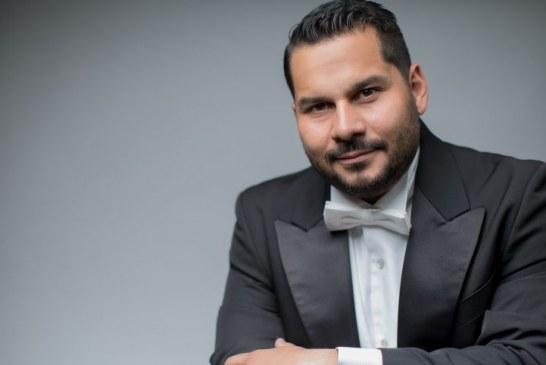 Invitan al Concierto: Espectacular con el Tenor Carlos Osuna