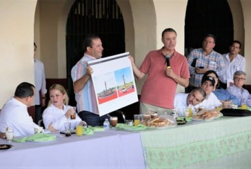 La carretera San Ignacio-Tayoltita es un hecho: Quirino Ordaz Coppel