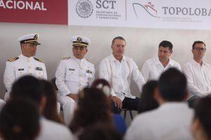 Dìa de la Marina Nacional Sinaloa Topolobampo Ahome Sinaloa México 2019 2