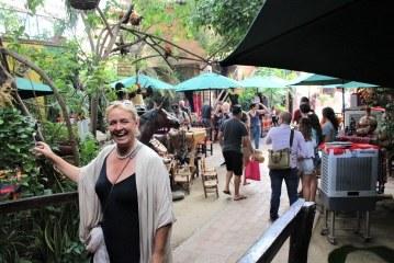 """El concepto turístico """"El Quelite"""" ante el Instituto de Gastronomía, Cultura, Turismo y Artes de Londres"""