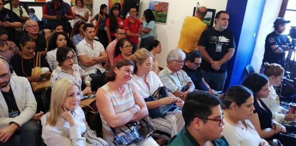Foro UNESCO Mazatlán Acto Inaugural y Primer Foro e Intervención de Jordi Tresserras 2019 Portal MI 1