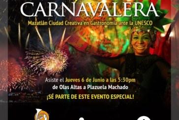 Callejoneada Carnavalera