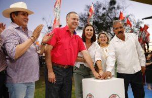Inaugura Quirino Ordaz Parque Acuático Tres Ríos en Culiacán 2019 2