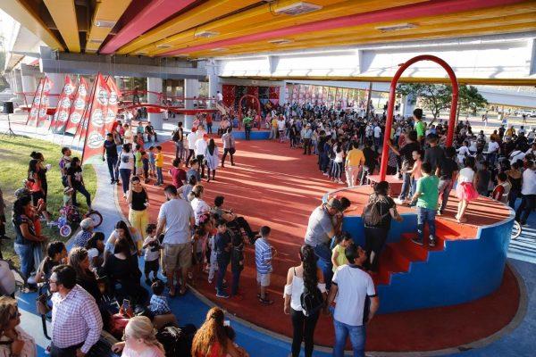 Inaugura Quirino Ordaz Parque Acuático Tres Ríos en Culiacán 2019 5