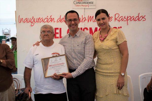 Inauguran Concordia el Chimimovil de los Raspados de El Chimi 2019 (2)