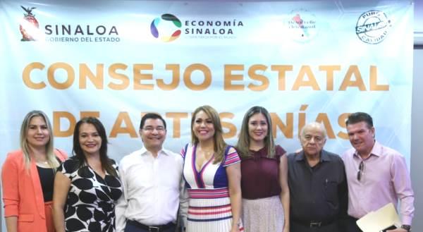Instalan Consejo Estatal de Artesanías en Sinaloa 2019 1