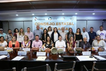 En Sinaloa: Instalan el Consejo Estatal de Artesanías