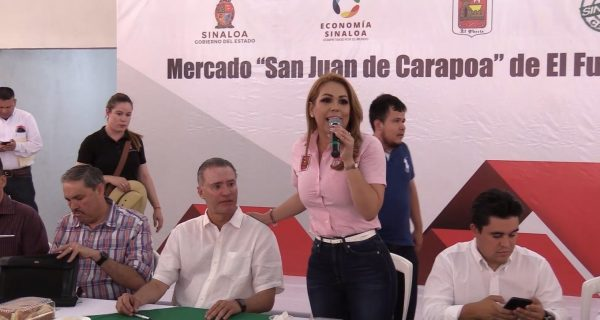Mercado San Juan de Carapoa El Fuerte Pueblo Mágico Junio de 2019 3