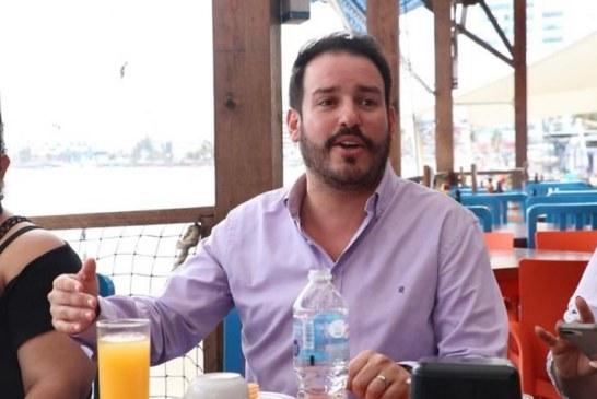 Llama Pity Velarde a no quedarse atrás en el desarrollo acelerado de Mazatlán