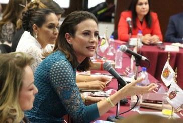 Participa Rosy Fuentes en la 1era Reunión Nacional de Titulares de los Sistemas Estatales DIF