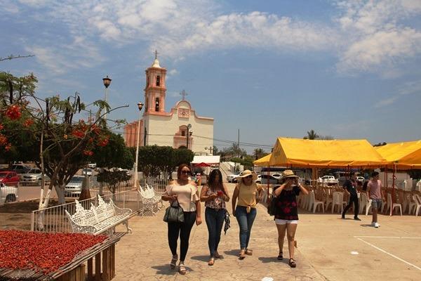 Segunda Feria de la Ciruela Agua Caleinte de Gárate Concordia Sinaloa México Zona Trópico 2019 1