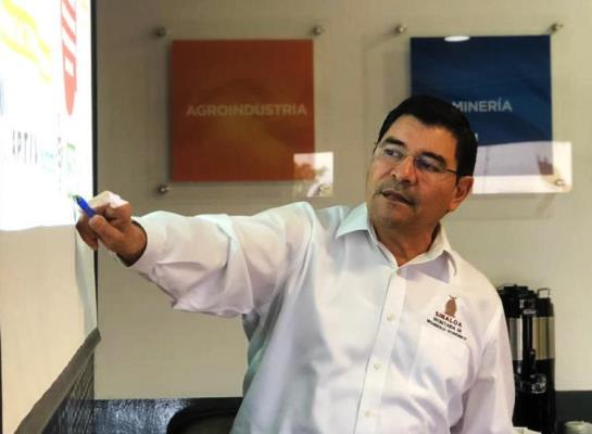 Sinaloa Crece en Sector Insudtrial Javier Lizárraga Mercado 2019 (2)