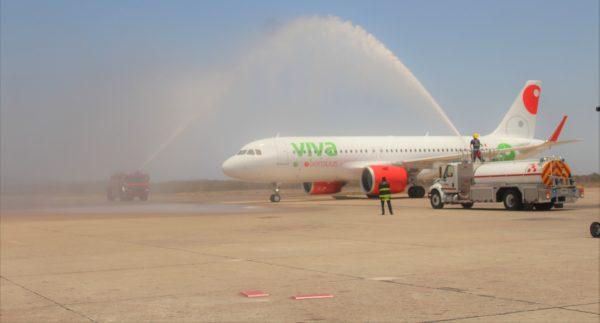 Vuelo Inaugural Viva Aerobús Tijuana Mazatlán Tijuana Junio 12 de 2019 3