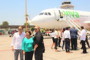 Vuelo Inaugural Viva Aerobús Tijuana Mazatlán Tijuana Junio 12 de 2019 4