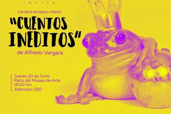 Cuentos Inéditos en el Museo de Arte de Mazatlán
