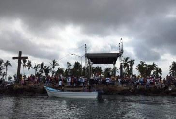 Aniversario de la Marina Nacional, en Teacapán, Sinaloa