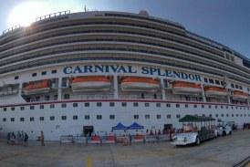 Han llegado 66 cruceros turísticos a Mazatlán este año