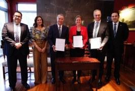 Sinaloa y Reino Unido unen esfuerzos por la educación y la investigación