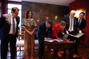 sinaloa Gran Bretaña Firman Convenio Colaboración Fondation Newton 2019 3