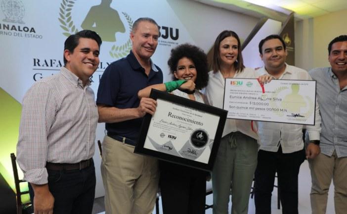 Entrega Quirino el Galardón Rafael Buelna Tenorio 2019