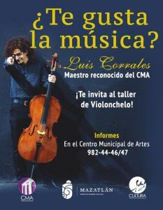 taller de violonchelo