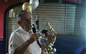 Jorge Gozález Olivieri 25 Aniversario API Mazatlán Ceremonia 2019
