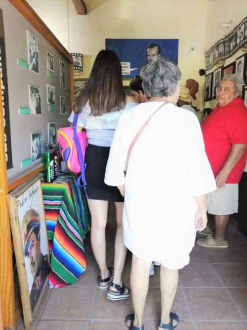 Museo de Pedro Infante Mazatlán Verano 2019 Turistas 2